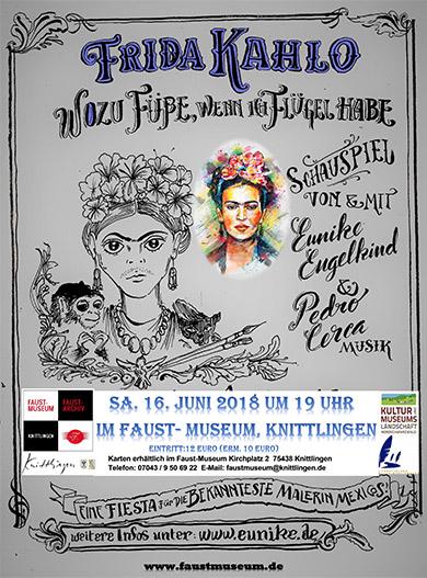 Frida Kahlo - Schauspiel